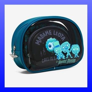 ❗️NEW❗️Loungefly Haunted Mansion Makeup Bag Set
